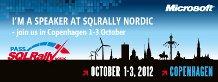 SQL Rally Nordic speaker